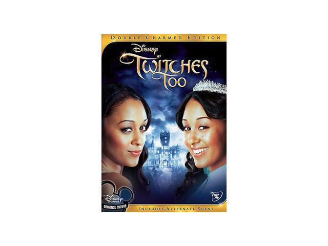 Twitches Too (DVD / NTSC) Anna Hardwick, Pat Kelly (II), Kevin Jubinville, Donna Croce, Kristen Wilson