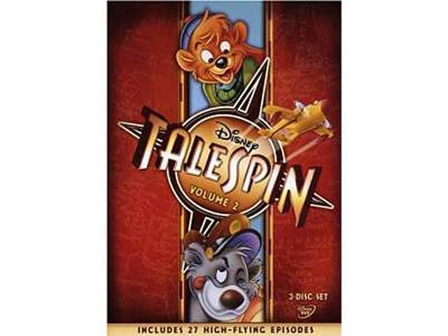 Disney's Talespin Volume 2