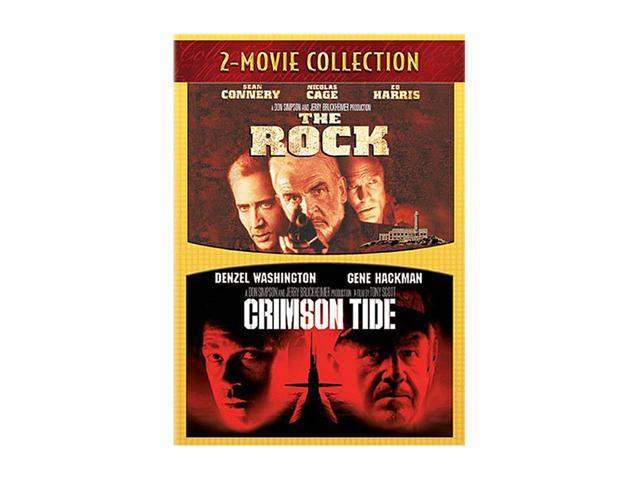 Crimson Tide / The Rock  (DVD / 2 DISC)