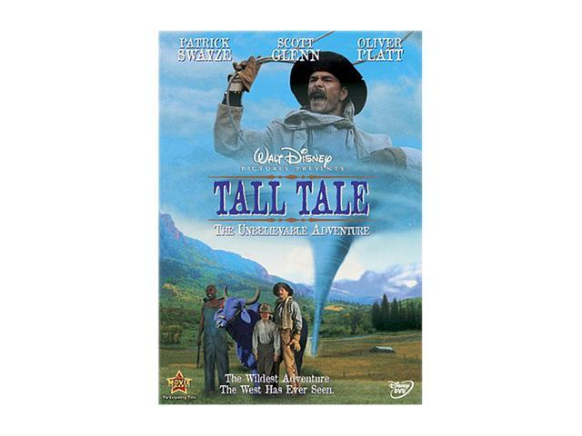 Tall Tale: The Unbelieveable Adventure (1994 / DVD) Susan Barnes, Roger Aaron Brown, Scott Glenn, Joe Grifasi, Jared Harris