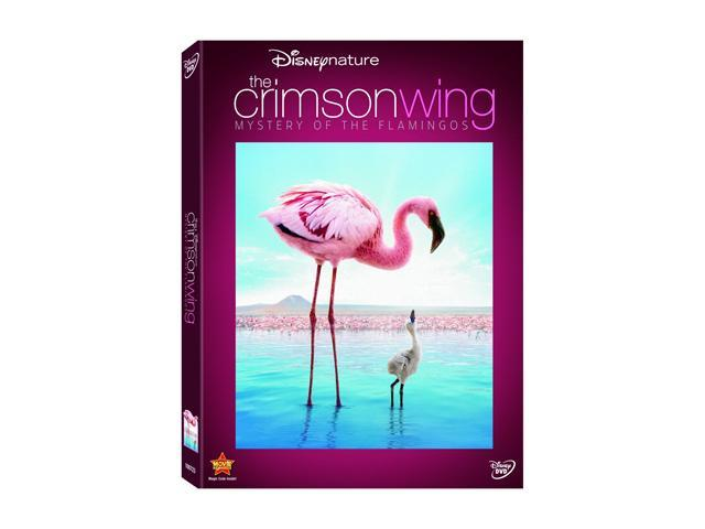 The Crimson Wing: Mystery of the Flamingos (DVD)