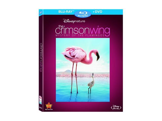 The Crimson Wing: Mystery of the Flamingos (DVD + Blu-ray)