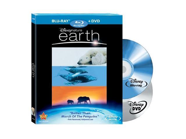 Disney Nature Earth (Blu-ray / 2009) James Earl Jones, Patrick Stewart