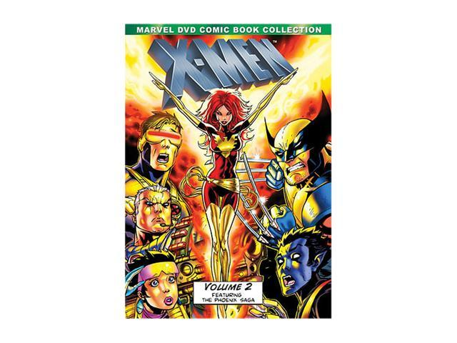 X-Men, Volume 2 (Marvel DVD Comic Book Collection)