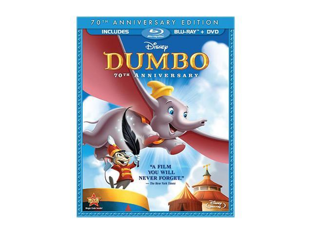 Dumbo (DVD + Blu-ray/FS) Verna Felton (voice), Edward Brophy (voice), Sterling Holloway (voice), Cliff Edwards (voice)