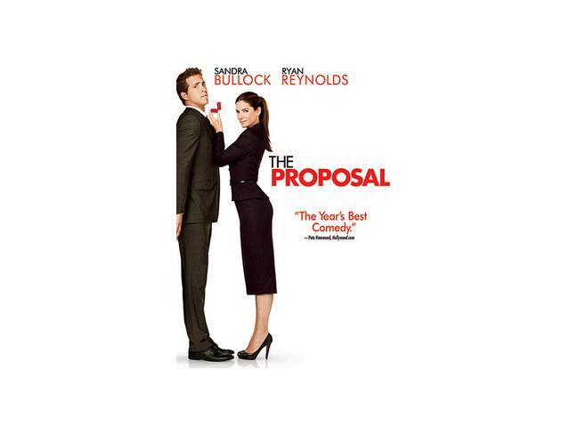 The Proposal (DVD / WS 2.35 / DD 5.1 / SP-FR-Both) Sandra Bullock&#59; Ryan Reynolds&#59; Malin Akerman&#59; Craig T. Nelson&#59; Mary Steenburgen&#59; ...