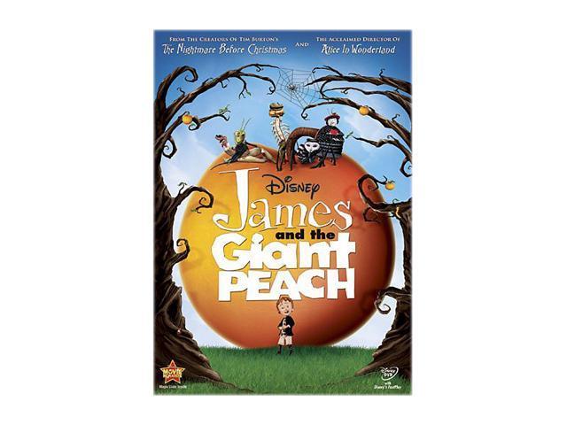 James And The Giant Peach (DVD) Paul Terry, Joanna Lumley, Miriam Margolyes, Pete Postlethwaite