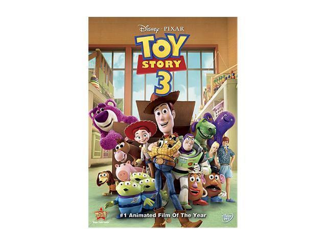 Toy Story 3 (DVD/WS/NTSC) Tom Hanks (voice), Tim Allen (voice), Joan Cusack (voice), Don Rickles (voice), John Ratzenberger (voice)