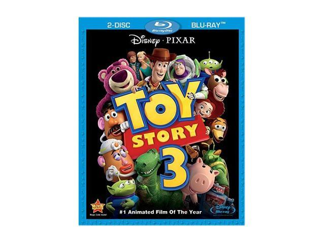Toy Story 3 (Blu-ray/WS) Tom Hanks (voice), Tim Allen (voice), Joan Cusack (voice), Don Rickles (voice), John Ratzenberger ...