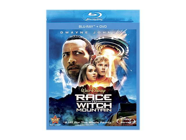Race to Witch Mountain (DVD + Blu-ray) Dwayne Johnson, AnnaSophia Robb, Carla Gugino, Christine Lakin, Tom Everett Scott, Alexander Ludwig, Chris Marquette, Ciarin Hinds, Cheech Marin, Garry Marshall