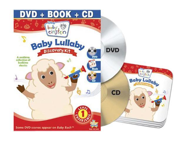Baby Einstein Discovery Kit: Baby Lullaby (Music CD + DVD)