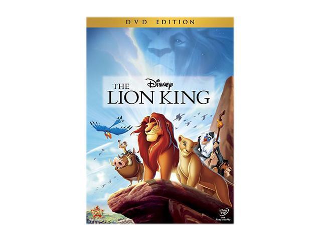 The Lion King (DVD/WS/NTSC) Matthew Broderick (voice), Nathan Lane (voice), Jeremy Irons (voice), Whoopi Goldberg (voice), James Earl Jones (voice)
