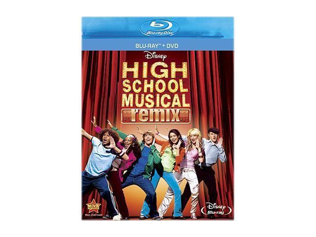 High School Musical (DVD + Blu-ray) Zac Efron, Vanessa Anne Hudgens, Ashley Tisdale, Chris Warren Jr., Ryne Sanborn