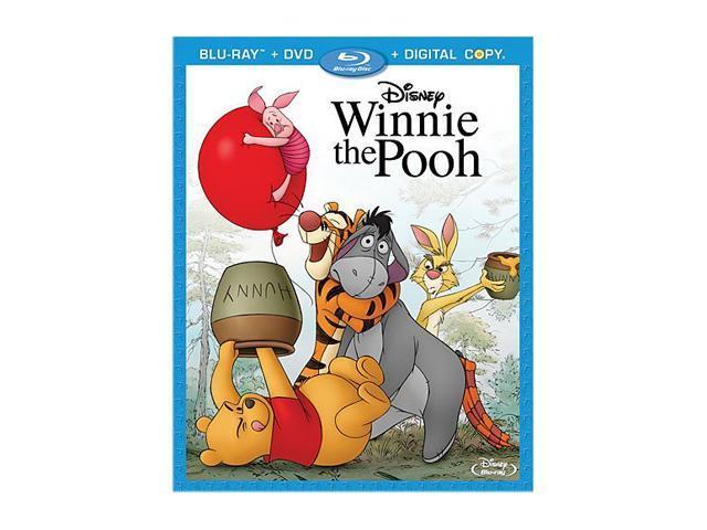 Winnie the Pooh (DVD + Digital Copy + Blu-ray) Jim Cummings (voice), Tom Kenny (voice), Craig Ferguson (voice), John Cleese (voice), Bud Luckey (voice)