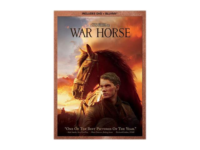 War Horse (DVD + Blu-ray) Jeremy Irvine, Benedict Cumberbatch, David Thewlis, Tom Hiddleston, Emily Watson