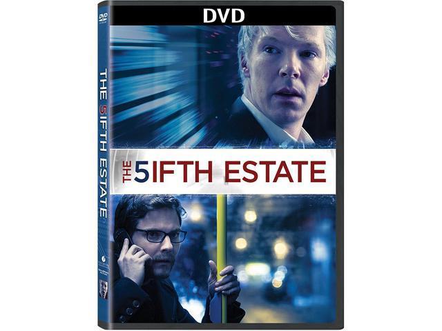 Fifth Estate (DVD) Ben... Benedict Cumberbatch Dvd