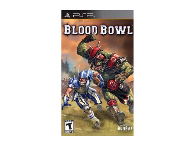 Blood Bowl PSP Game SOUTH PEAK
