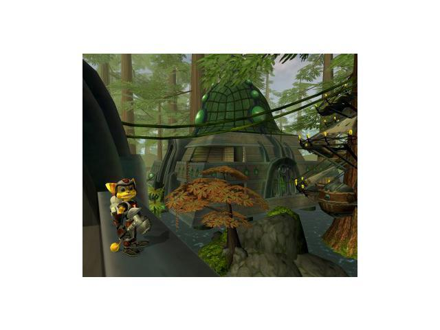 Ratchet & Clank: Up Your Arsenal Playstation 2 Game SONY