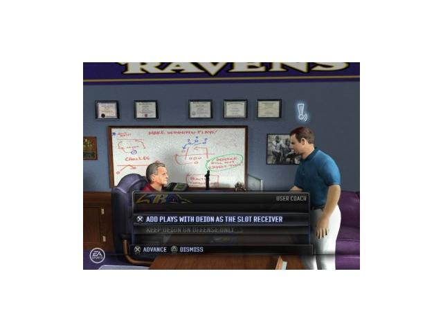 NFL Head Coach Playstation 2 Game EA