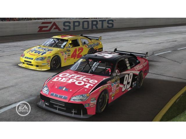 NASCAR 09 Playstation3 Game EA