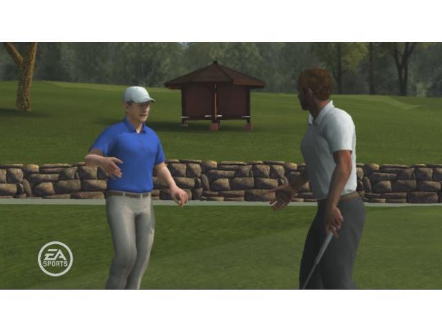 Tiger Woods PGA Tour 09 PSP Game EA