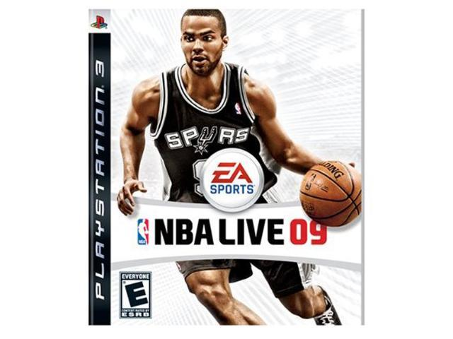 NBA Live 2009 Playstation3 Game
