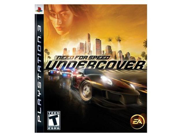 Need for Speed Undercover Playstation3 Game