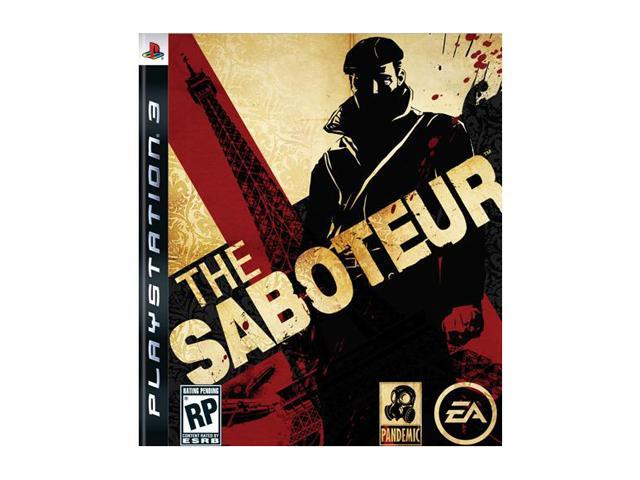 Saboteur Playstation3 Game