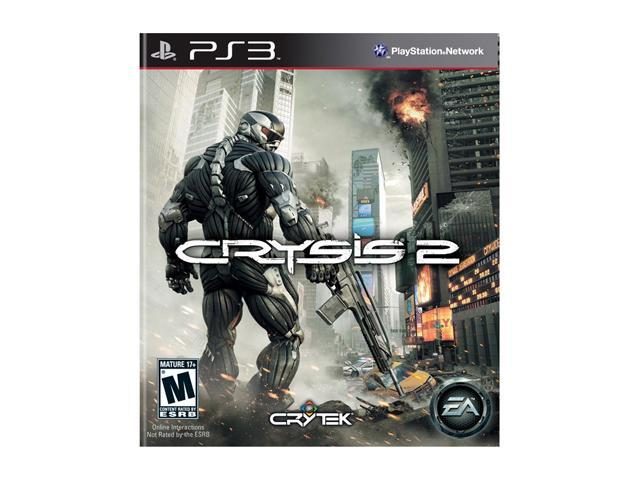 Crysis 2 PlayStation 3