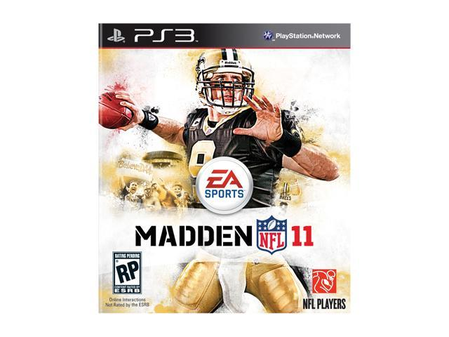 Madden 2011 Playstation3 Game