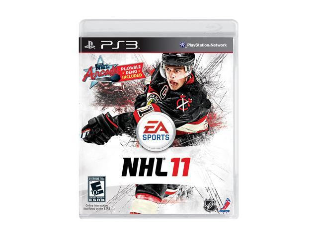 NHL 11 Playstation3 Game