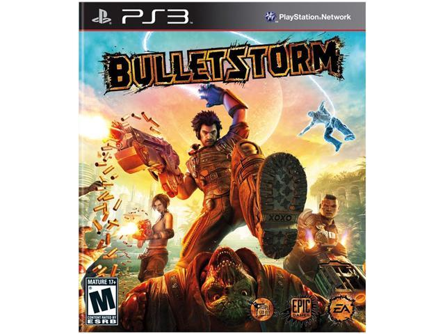 Bulletstorm PlayStation 3