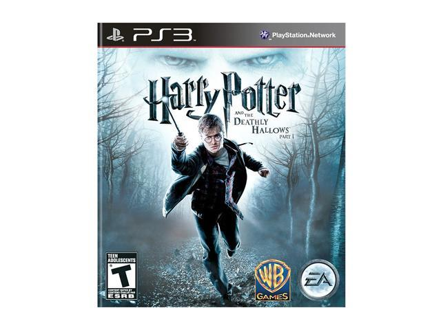 Harry Potter and the Deathly Hallows – Part 1: The Videogame Playstation3 Game