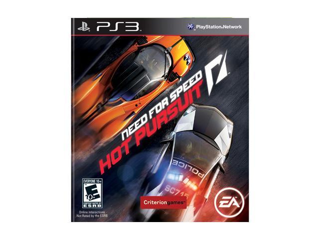Need for Speed Hot Pursuit Playstation3 Game