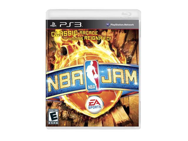 NBA Jam Playstation3 Game