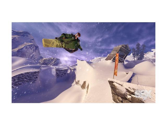 SSX Deadly Descents Playstation3 Game EA