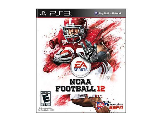 NCAA Football 2012 Playstation3 Game