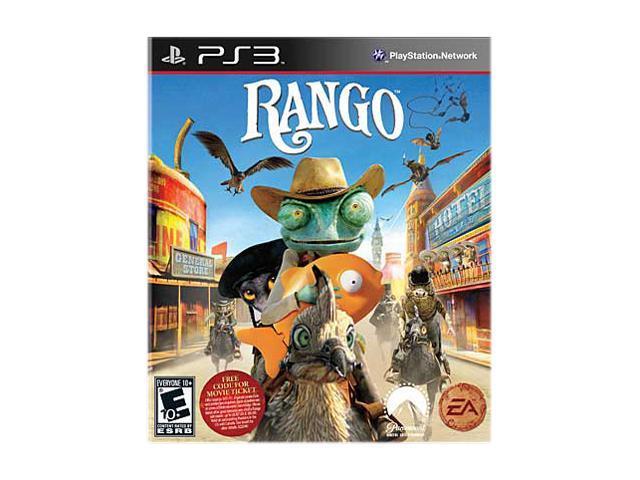 Rango Playstation3 Game