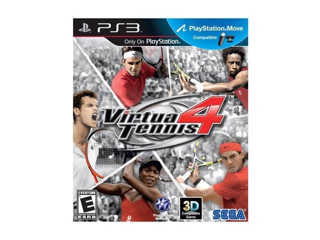 Virtua Tennis 4 Playstation3 Game