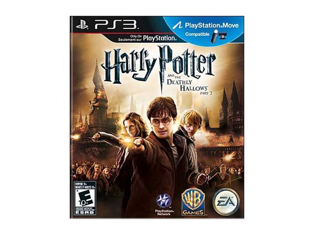 Harry Potter and the Deathly Hallows Part 2 Playstation3 Game