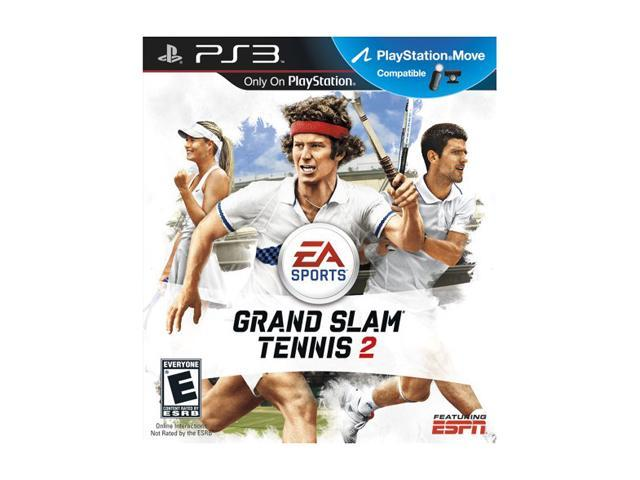 Grand Slam Tennis 2 Playstation3 Game