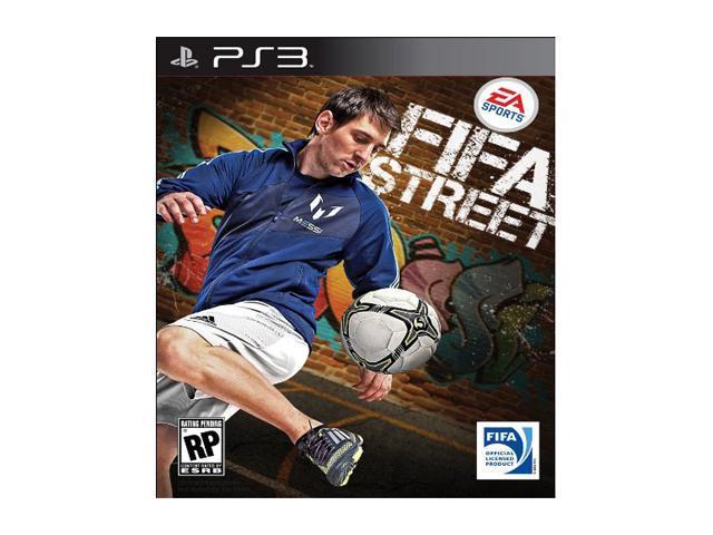 FIFA Street Playstation3 Game