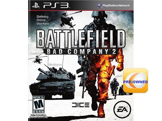 PRE-OWNED Battlefield Bad Company 2 PS3