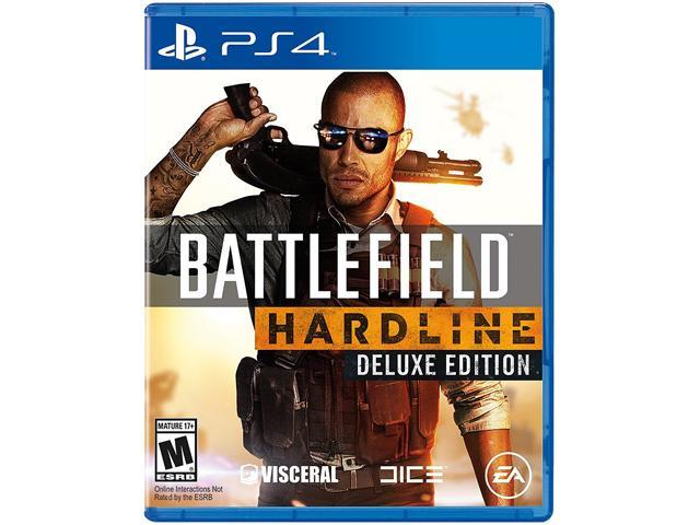 Battlefield Hardline Deluxe Edition PlayStation 4