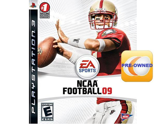 Pre-owned NCAA Football 09 PS3
