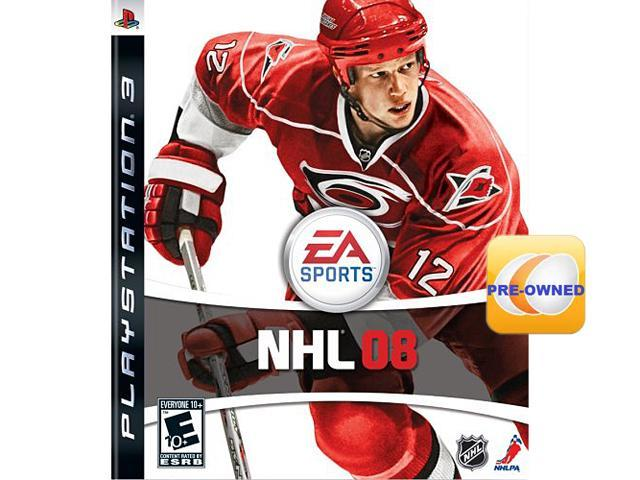 Pre-owned NHL 08  PS3