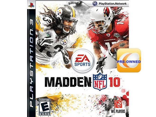 Pre-owned Madden NFL 10  PS3
