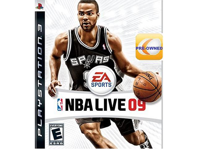Pre-owned NBA Live 09  PS3