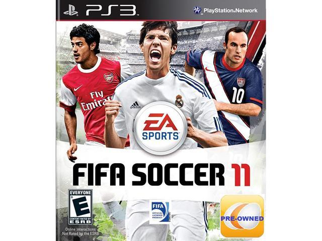 Pre-owned FIFA Soccer 11  PS3