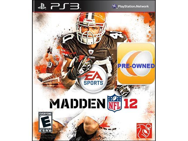 Pre-owned Madden NFL 12  PS3